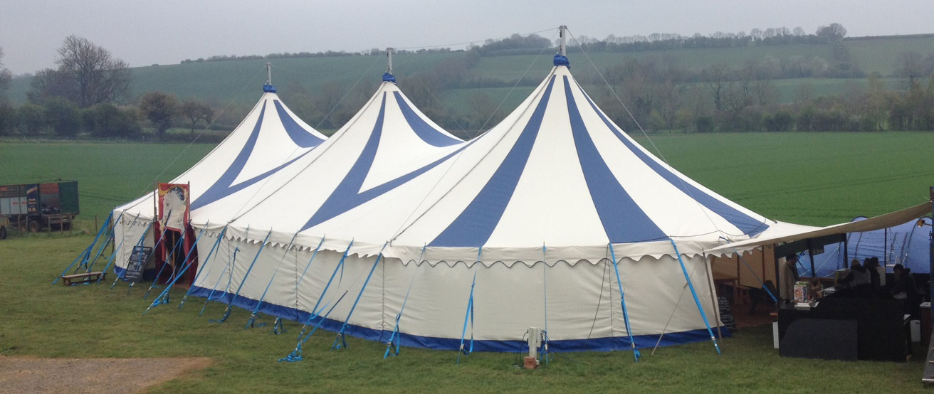 Blue u0026 White canvas Little top canvas circus tent canvas big top colourful : big white tent - memphite.com