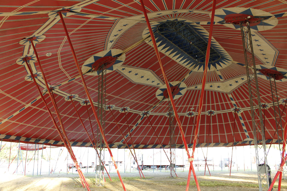 circus tent interior decorative big top traditional circus tent scola teloni interior & Scola Teloni 32metre Big Top | Smiddereens